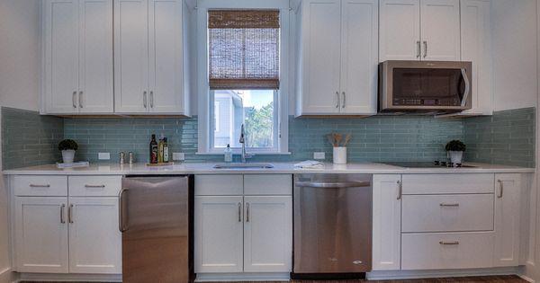 Carriage house kitchen david weekley homes cool for Carriage house kitchen cabinets