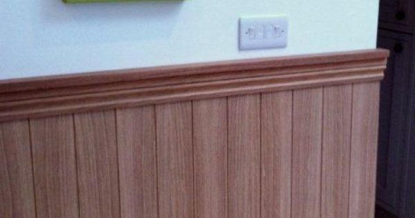 Details About Wall Panels Interior Oak Tongue And Groove Effect Panels Wood Stain