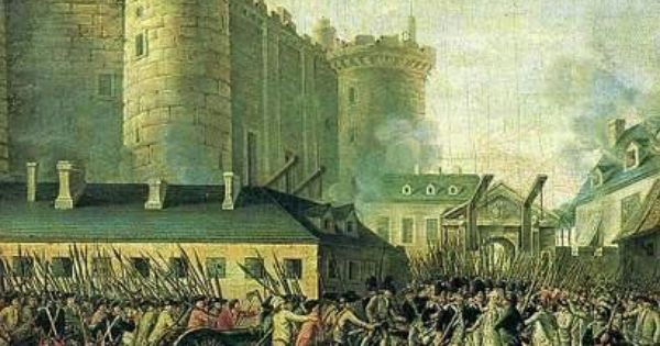 bastille day louis xvi