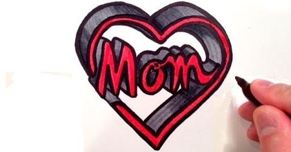 7d80c5099dd64d3bf73bf2119d1e191e » Cute Things To Draw For Your Mom