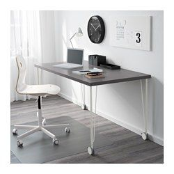 Ikea Us Furniture And Home Furnishings In 2020 Linnmon Table Top Ikea Desk