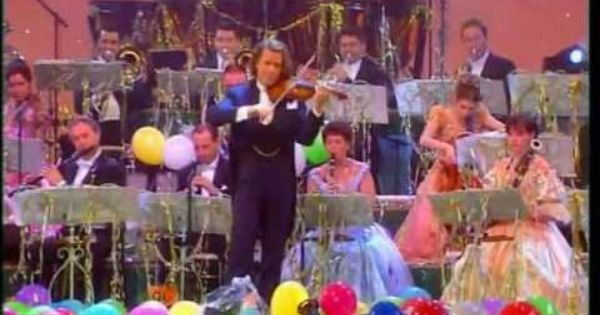 Andre Rieu - Silvester in Wien - New Year's Eve in Vienna ...
