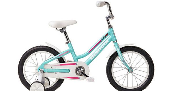 Bianchi Xr16 Girls 2020 Kids Bike Bike 16 Inch Wheels