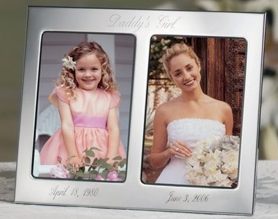 Daddys Girl Frame for Father of the Bride for my dad