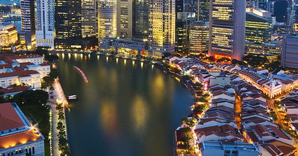 Singapore-What a beautiful place this was.