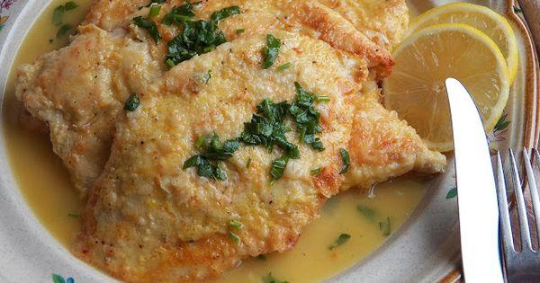 Chicken Francese - Tyler's Ultimate #SundaySupper | # ...