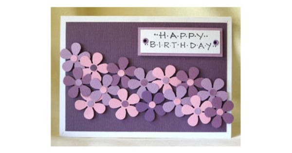 handmade card ideas for childrens birthdays - Google Search