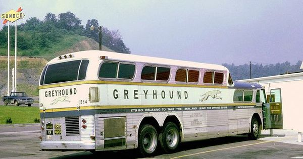 Vintage Greyhound Humpback Bus Bus Conversions Into An Rv Pinterest Busses