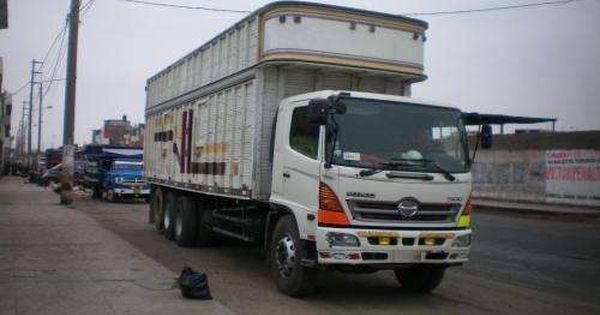 Camion Hino Tortoon De 4 Ejes En Trujillo Camiones 650005