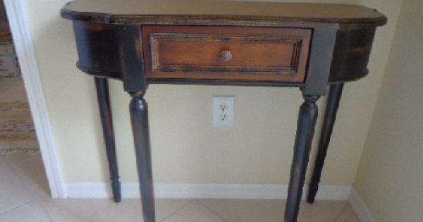 Entry Way Decor Table Lot 028 Listing 74292 Craigslist 53