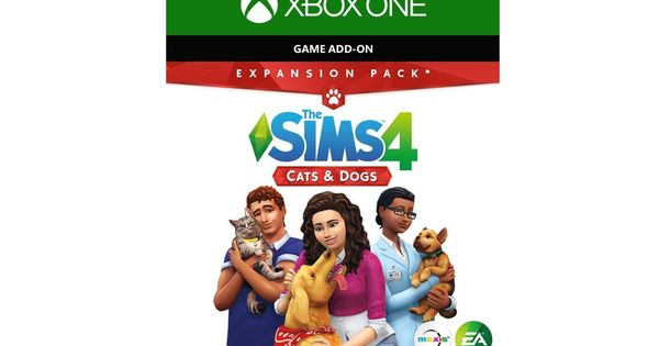 The Sims 4 Cats And Dogs Xbox One Digital With Images Xbox One Xbox Sims 4