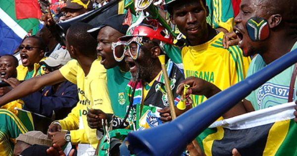 Vuvuzela Africa South Africa World Cup Tickets