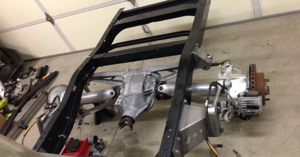 Img moreover Bf Cb Ab Fe Dc Ec A A as well Gasser Rear Suspension S Nov as well Chevrolet Four Link Bars Assembled To Same Length moreover D Dana Pinion Caster Angle Question Img. on chevy rear end pinion angle