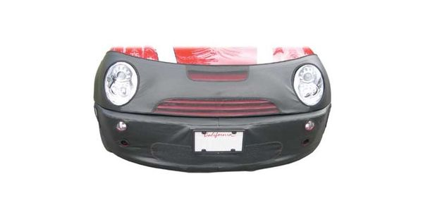 Mini cooper front end bra r52 r53 cooper s mini cooper exterior parts accessories pinterest Mini cooper exterior accessories