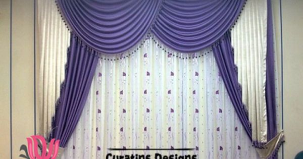 Purple Curtains Is One Of Popular Curtains Colors Schemes So I