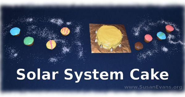 edible solar system project ideas - photo #24