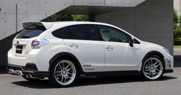 SUBARU XV / CROSSTREK BODYKIT   Subaru   Pinterest ...