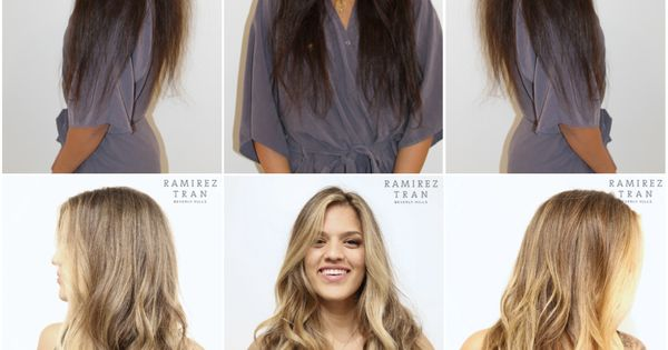Brunette to blonde transformations google search hair for 3 brunettes and a blonde salon