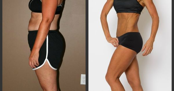 At 42 years of age Elizabeth shed 30 pounds and got in ...