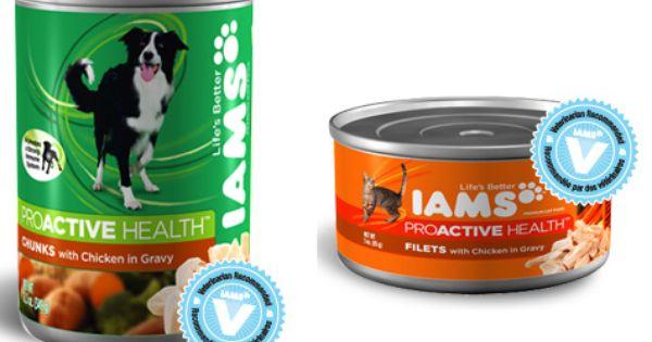 Facebook Coupon Free Can Of Iams Dog Cat Food At Petsmart Cat Food Iams Petsmart
