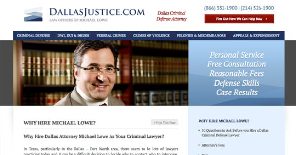 Attorney Web Design By Paperstreet Www Paperstreet Com