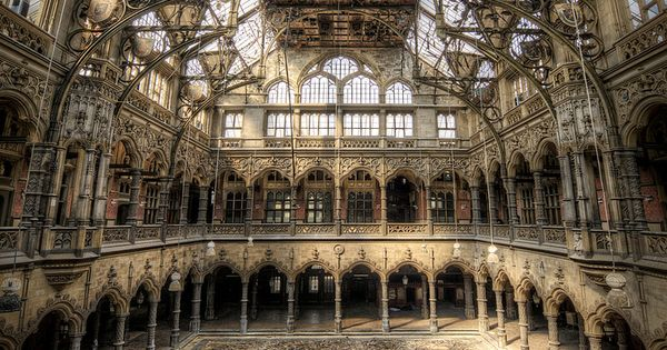 Former Stock Exchange Building in Antwerp (Belgium) Add it to your BucketList