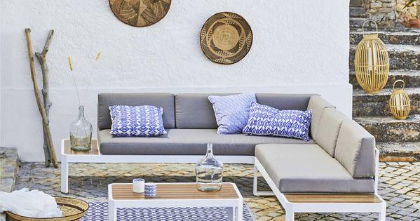 Notre Selection De Mobilier De Jardin Pour Un Exterieur Qui En Jette Elle Decoration Mobilier Jardin Salon De Jardin Design Mobilier De Salon