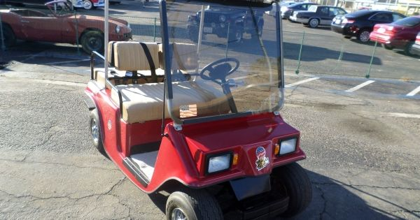 1999 American Pride Golf Cart For Sale By Owner Cars
