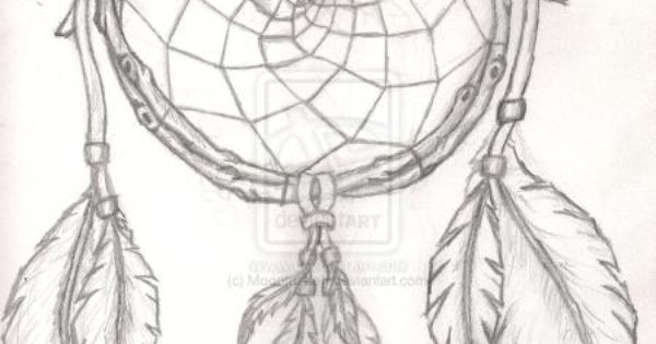 Dreamcatcher Tattoos Sketch | Tattoomagz.com › Tattoo Designs / Ink-Works Gallery ›