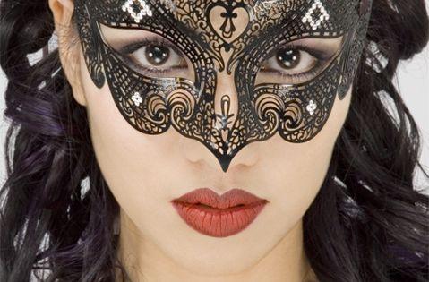 Halloween makeup  - photo