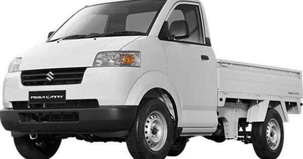 Spesifikasi Suzuki Pickup Bak Terbuka Megacarry Mobil