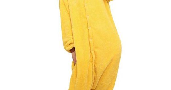 Ferrand kigurumi pyjama onesie ou costume animal - Deguisement totally spies adulte ...