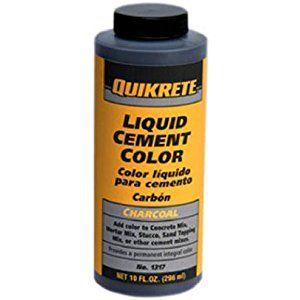 Sakrete Of North America 1317 00 10oz Char Cement Color Cement