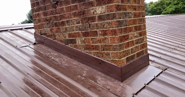 Post Metal Flashing And Metals On Pinterest