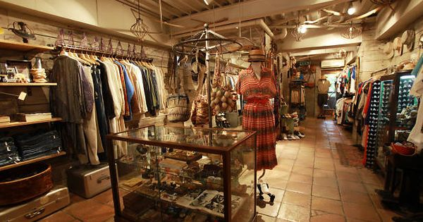 Best Vintage Stores In Tokyo With Images Vintage Store Tokyo Shopping Japan Store