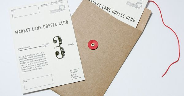 market lane coffee gift cert.