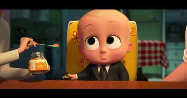 Boss Molokosos 2017 Smotret Onlajn V Horoshem Kachestve Hd Besplatno Baby Movie Boss Baby Funny Babies