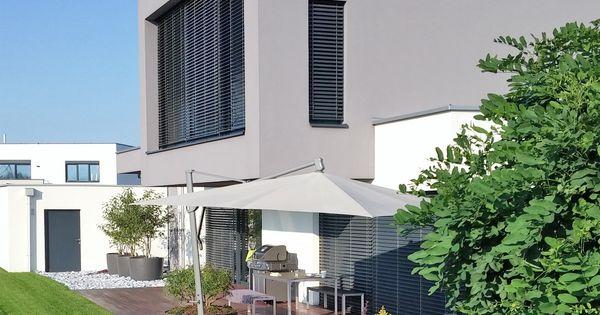 whitecube ein modernes architektenhaus in wiener neustadt terrasse garten garten. Black Bedroom Furniture Sets. Home Design Ideas