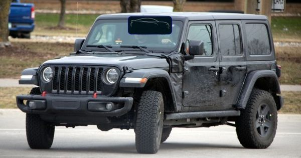 2021 Jeep Wrangler Plug In Hybrid News Rumors Jeep Trend Jeep