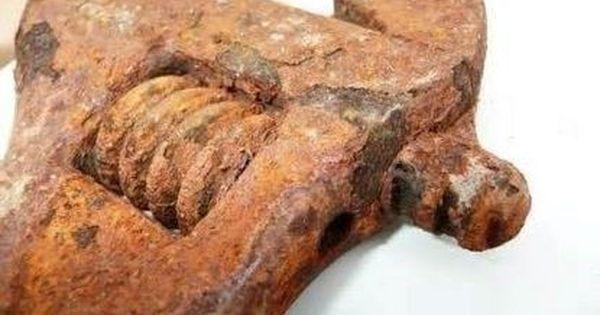 Remove rust from metal limpieza herramientas y oxidado - Como limpiar metal oxidado ...