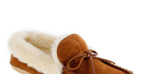 The MOST comfortable pair of slippers I have ever owned!!! Lodge Moccasins