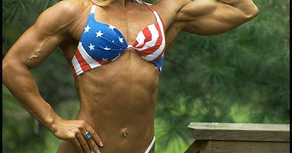 Gina Farnsworth | Biceps et gros bras | Pinterest | Female