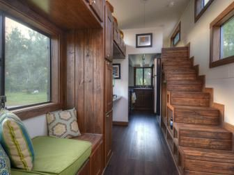 Tiny House Big Living Tiny House Living Tiny House Interior Small House