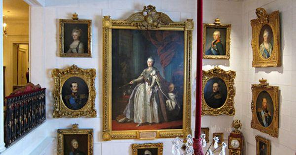Foyer Museum Washington Dc : Entry hall hillwood estate museum img