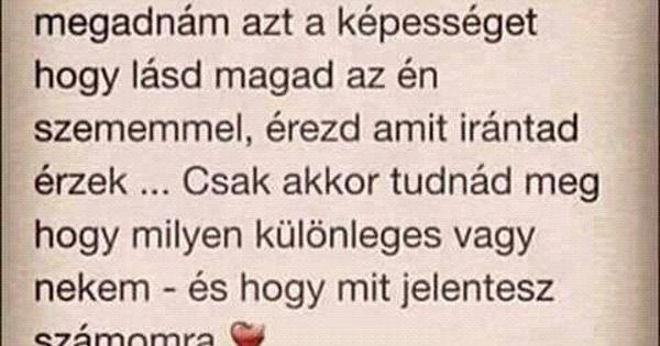 köszönöm hogy vagy nekem idézetek szerelmes Koszonom szepen. LATOM. | Love quotes, Dont break my heart