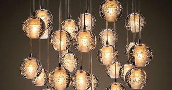 Umei Modern Chrome Crystal Ceilinglighting Chandelier Light Lamp Pendant Fixture Luce A Sospensione Lampade A Sospensione Illuminazione A Sospensione