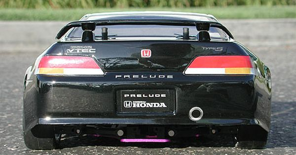 E Ef A C B on 2000 Honda Prelude Type Sh