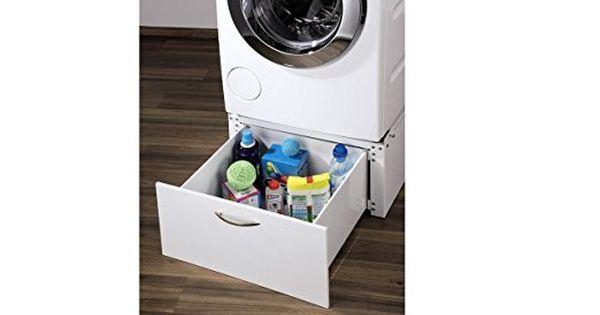 Standart Untergestell Fur Waschmaschine Oder Trockner Sockel Podest Erhohung Unterschrank Fur Kuhlschrank Hochw Unterschrank Waschmaschine Waschraumgestaltung