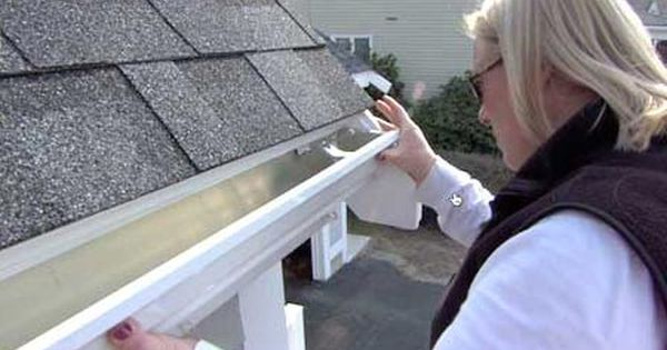 How To Install Aluminum Gutters How To Install Gutters Diy