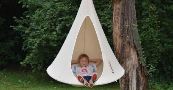 creative Indoor Hammock | outdoor bed for kids, tent swing ...